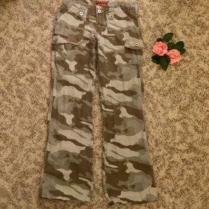Camouflage Pants